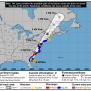 Tropical Storm Isaias Expected To Strengthen Into A
