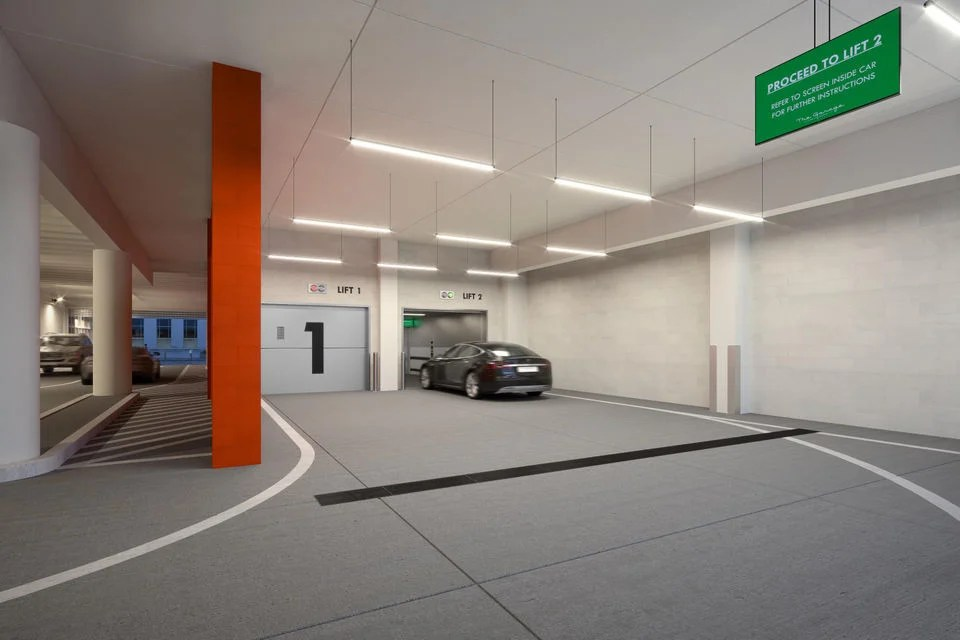 See Plans For The Garage A New Apartment Complex With Car Elevators News Nola Com