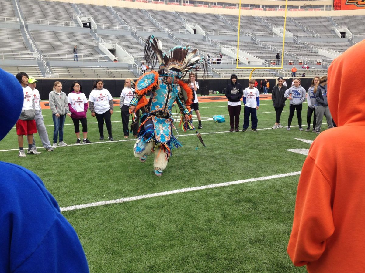 N7 Youth Movement Field Day Brings Native American Kids To OSU News