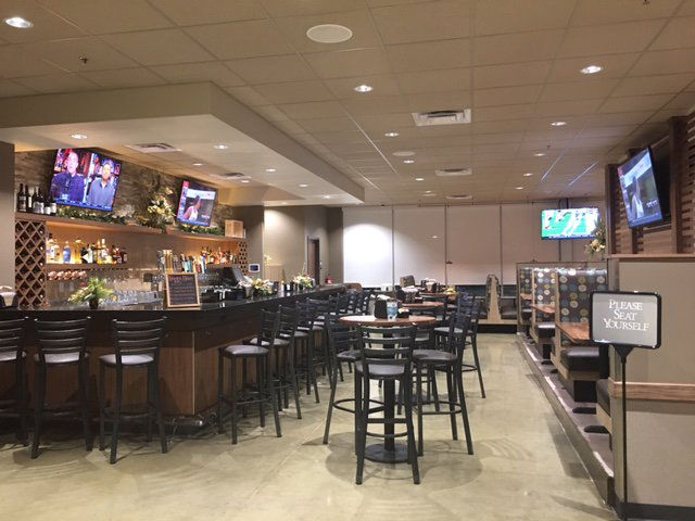 hy vee is opening five market grille express restaurants in the omaha area similar to this hy vee location in columbia missouri