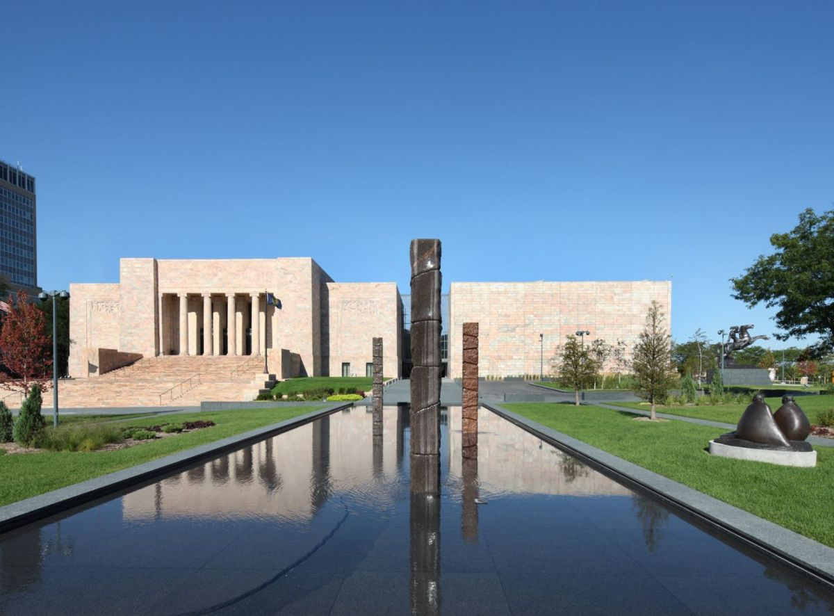 Hansen With Ambitious Expansion Plan Joslyn Art Museum
