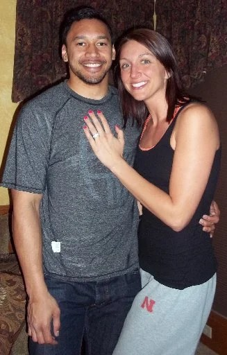 Roy Helu Engaged To Another Husker Blogs Omaha Com