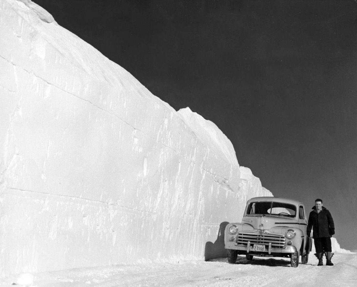 Jan. 2-3, 1949: Blizzard
