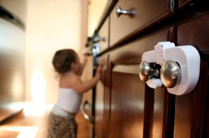 Babyproofing your home Deadly poisons we keep within our