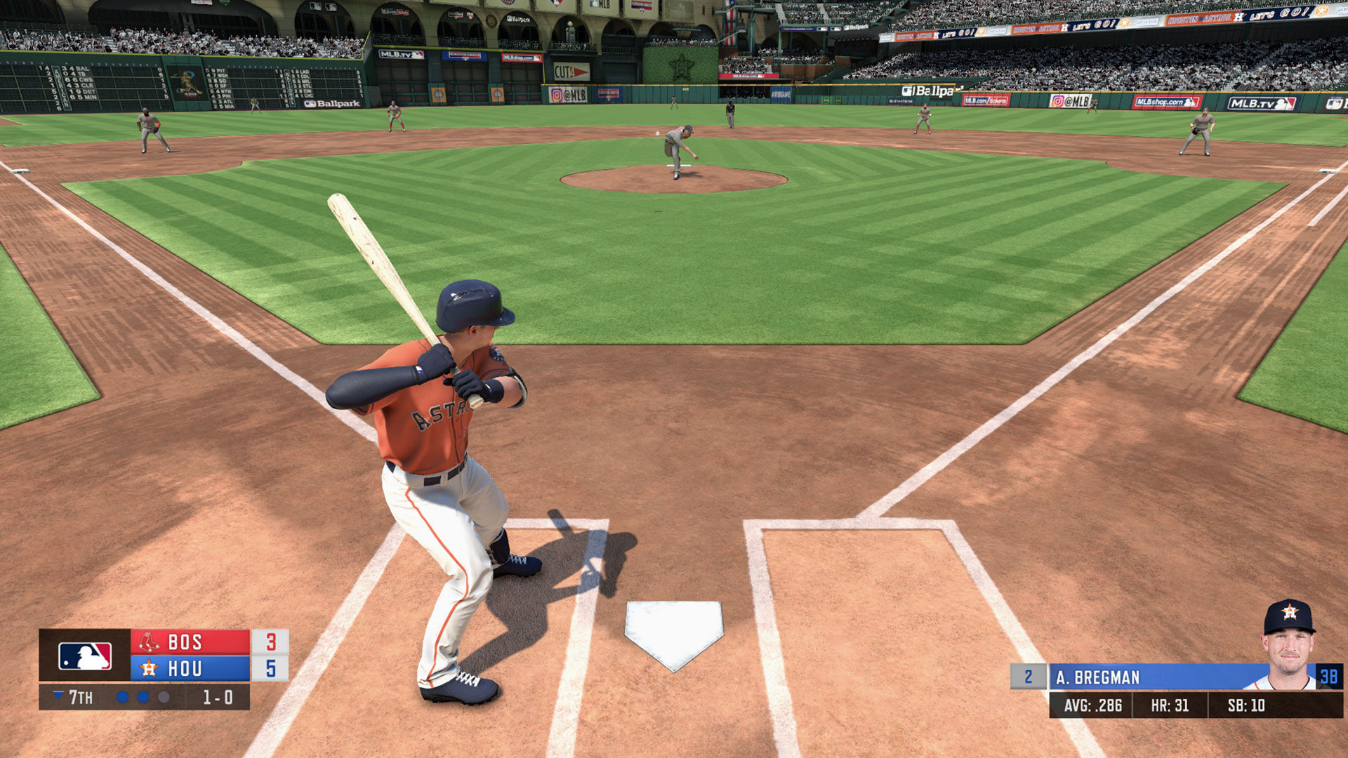 Review R B I Baseball 19 Is A Really Simple Video Game