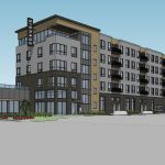 Five Story Apartment Building To Replace Vacant Furniture Store Near 72nd And Dodge Money Omaha Com