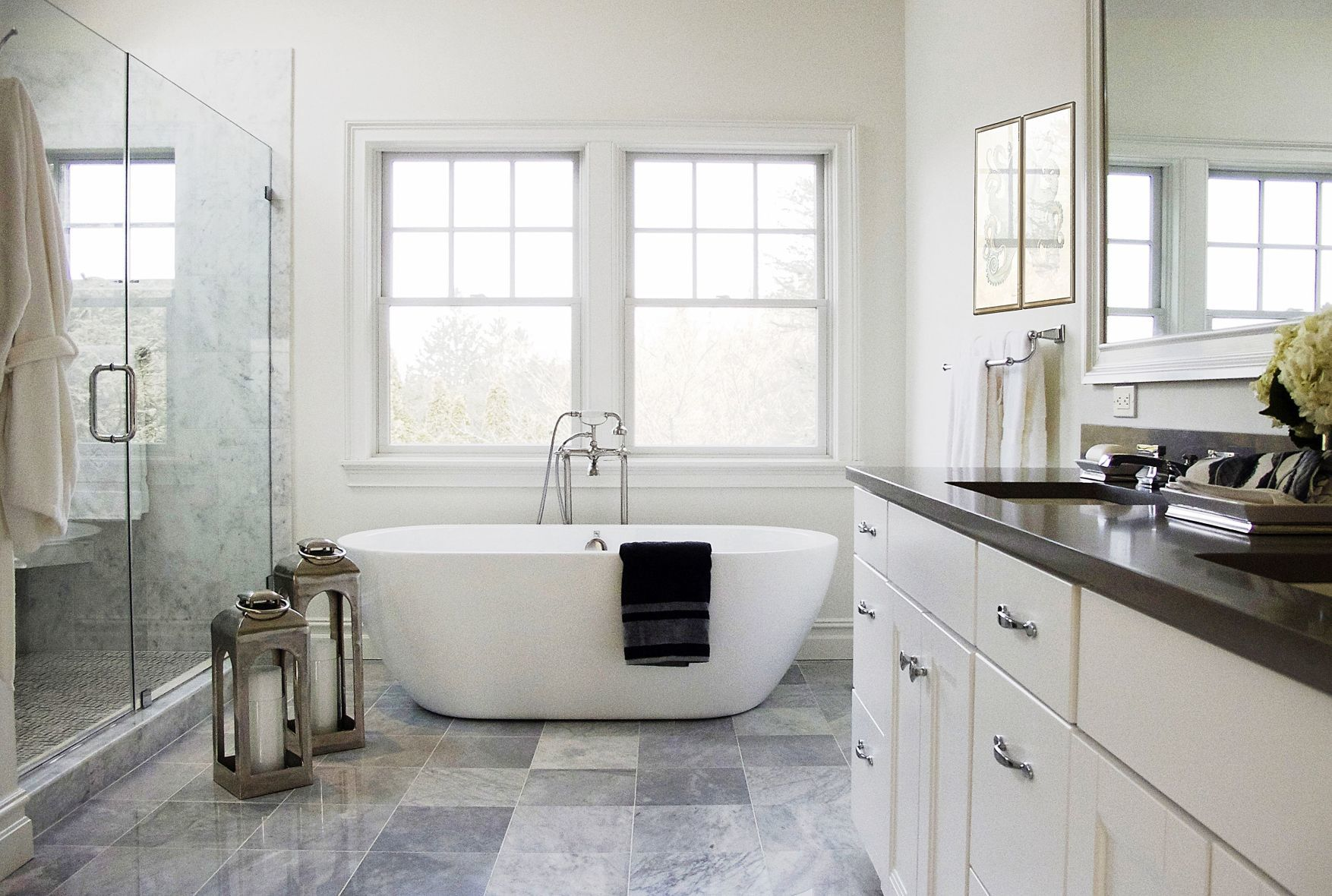 Bathroom Five Ideas To Freshen A Bathroom On A Budget Inspired Living