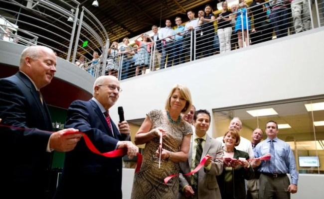 Nebraska Furniture Mart S New Omaha Headquarters Has