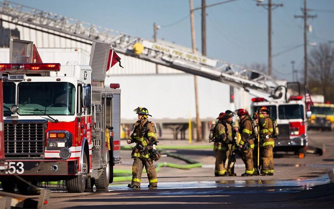 Fire At Nebraska Furniture Mart Warehouse Caused Estimated