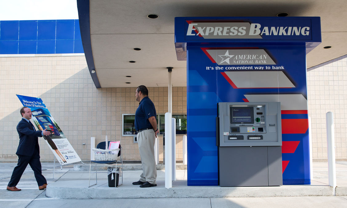 Next generation of banking Interactive teller machines arrive in Omaha area  Money  omahacom
