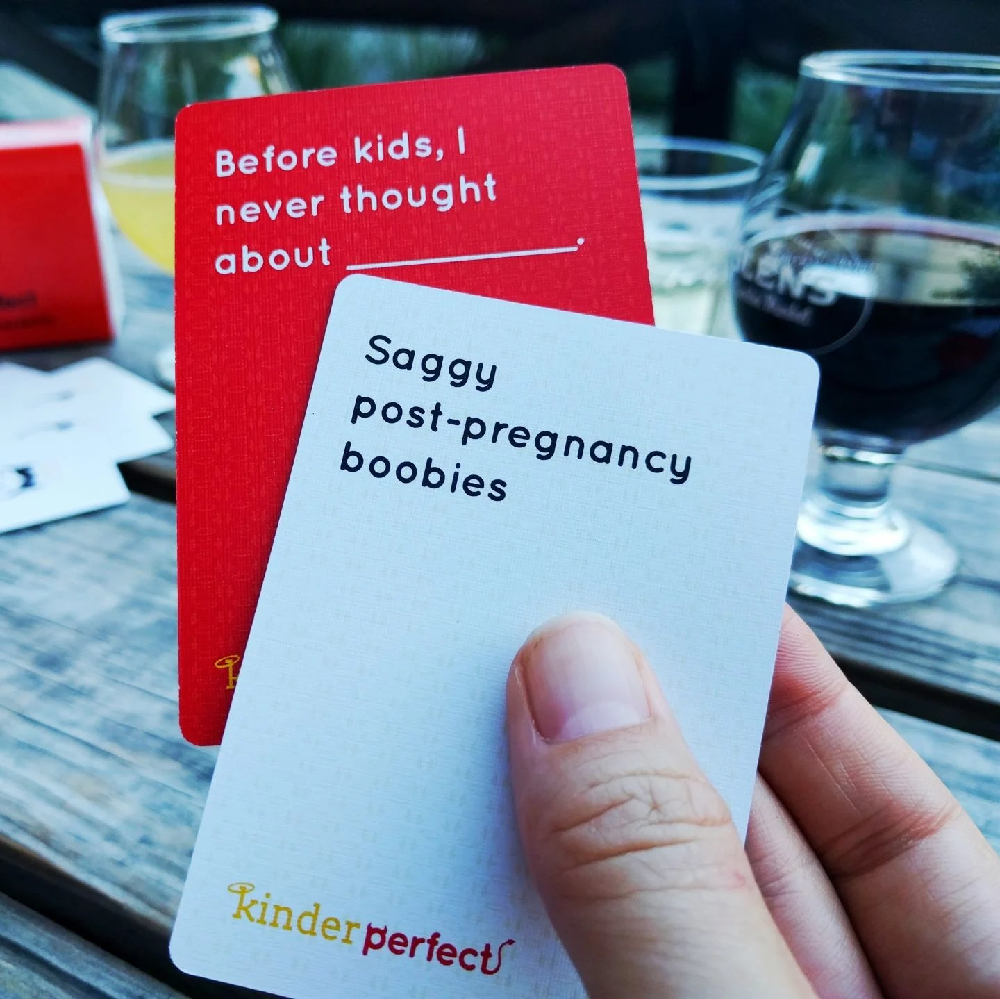 Parents Who Loved Cards Against Humanity Made Their Own Version For Parenthood And It S Hilarious Omaha World Herald Archives Omaha Com
