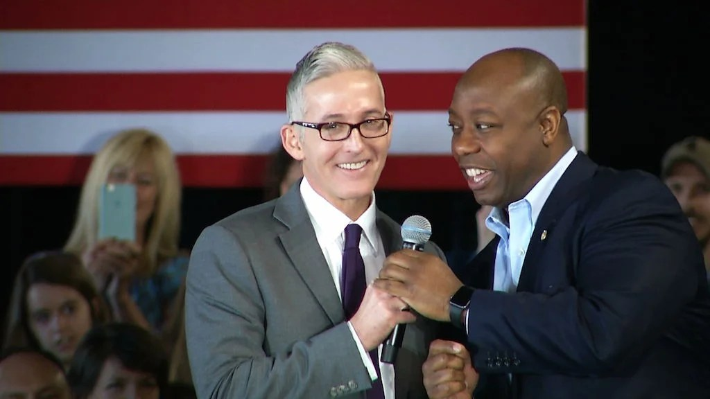 Tim Scott Trey Gowdy Could Team Up For Governor Lt