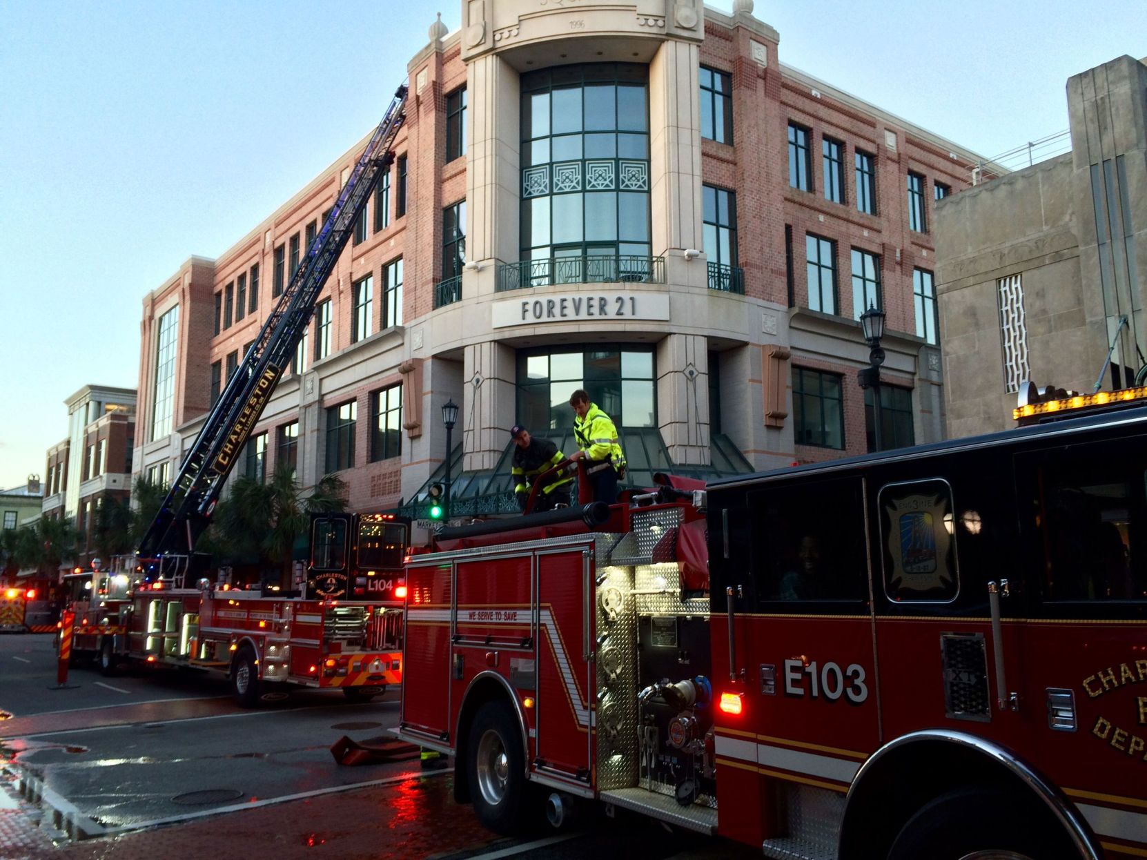 Downtown Shop To Be Shuttered Until May After Fire