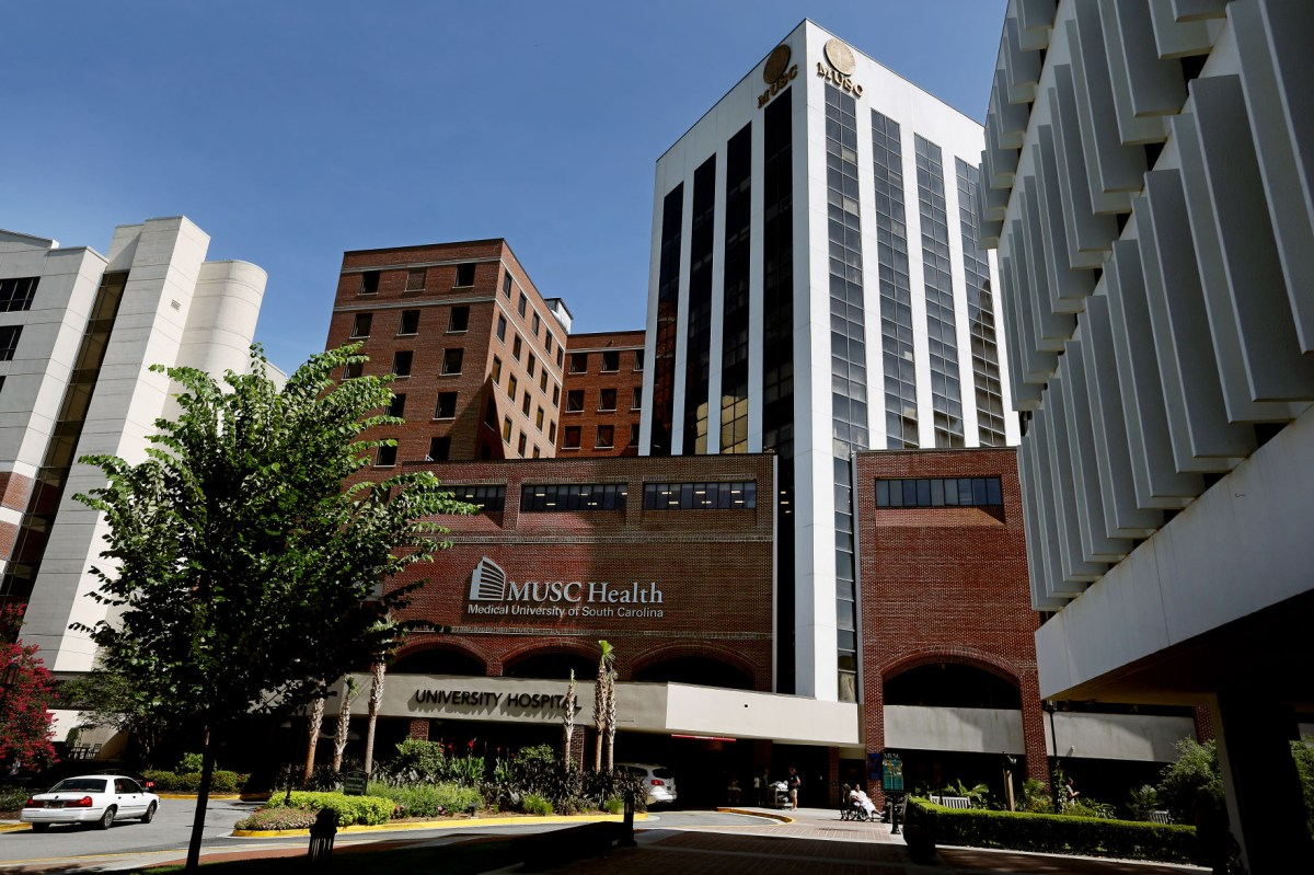 3 Charleston Hospitals Were Named Among The Best In South