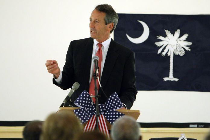 Sanford insider author: Admire, but don't trust politicians (copy)