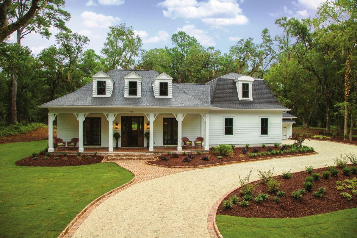 Litchfield Plantation Home Southern Living