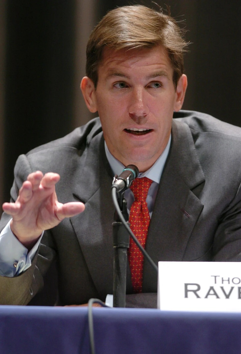 Thomas Ravenel accused of harassing former consultant Will