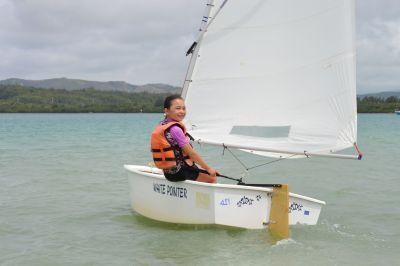 MYC youth sailing camp Guam Sports postguamcom