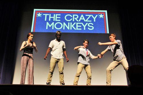Image result for crazy monkeys purdue