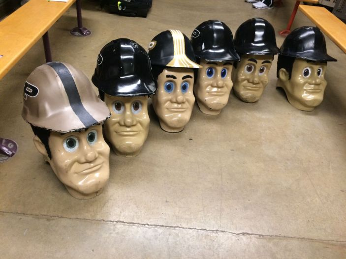 Image result for purdue pete lost head