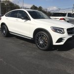 2019 Polar White Mercedes Benz Glc Suvs Richmond Com