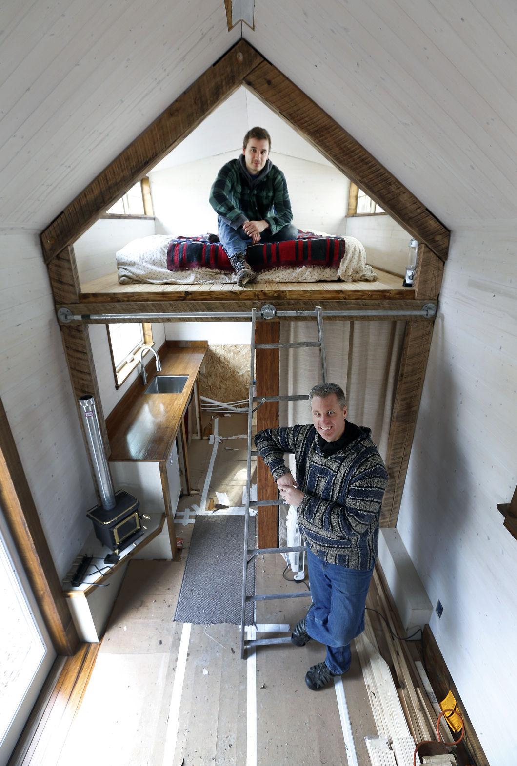 Photos Tiny House In Richmond Richmond Times Dispatch