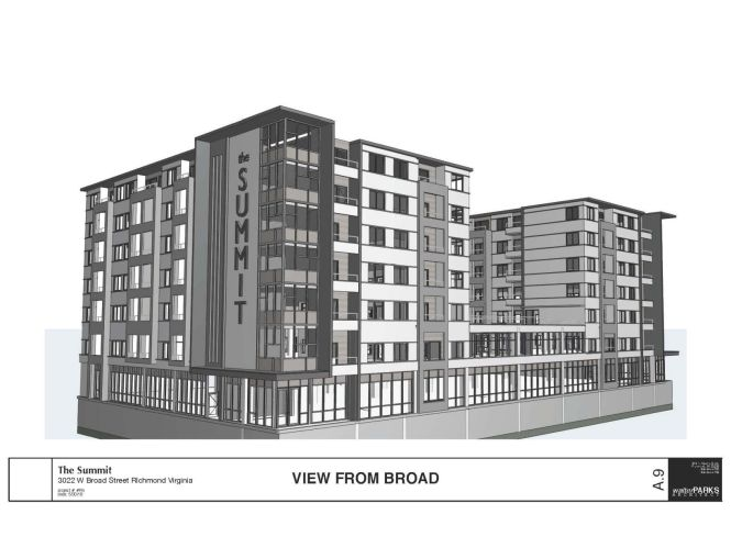 166 Unit Apartment Building Planned For