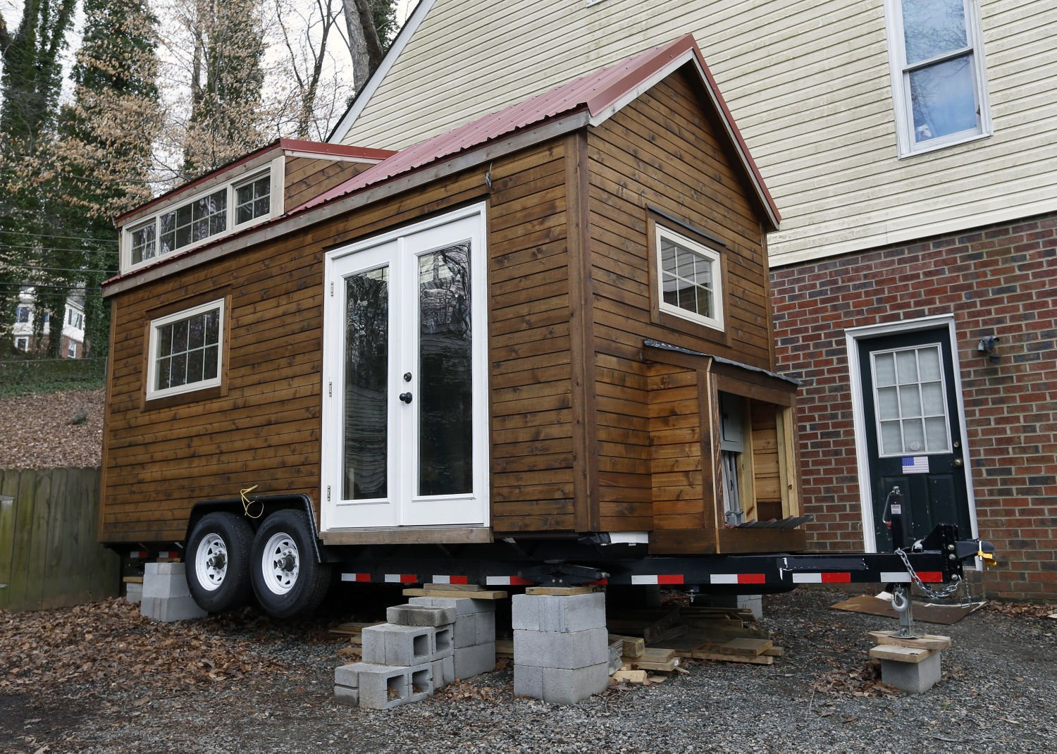 Richmond Area Tiny House To Be Appear On Hgtv S Tiny