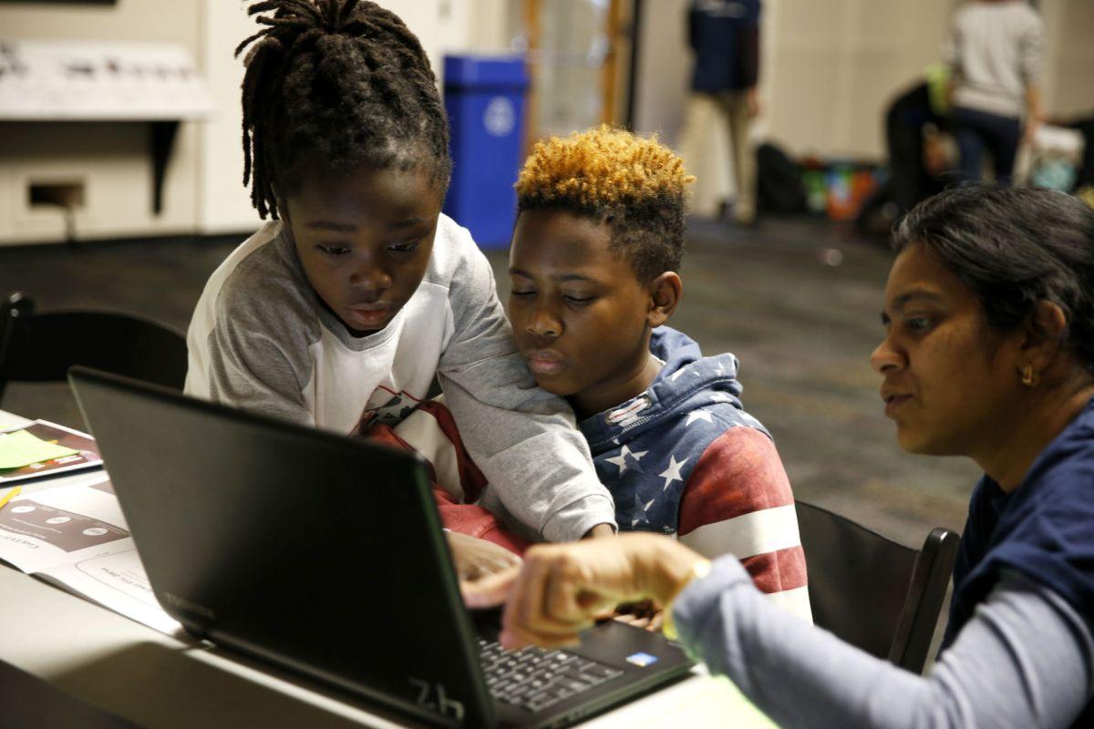 Computer Science Education Week Kicks In Virginia