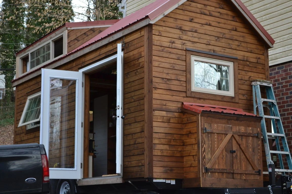 Photos Tiny House In Richmond Richmond Times Dispatch