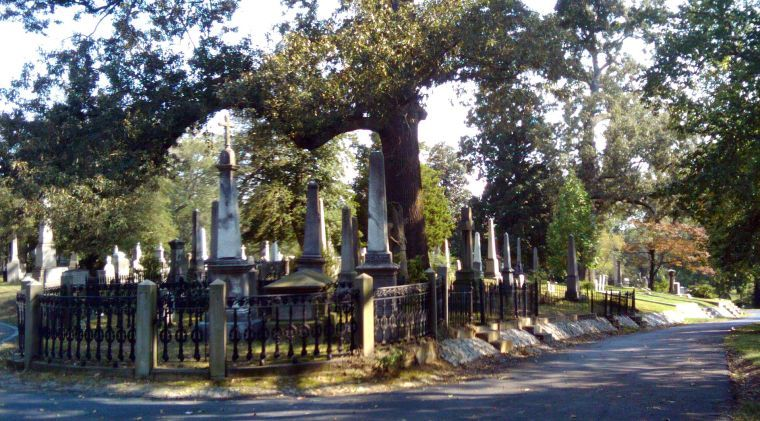 Top Five Stars Of Hollywood Cemetery