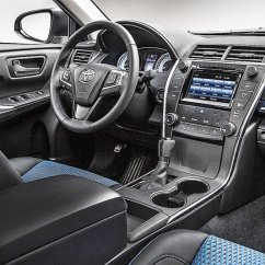 All New Camry Interior Innova Venturer The 2016 Toyota Richmond Drives Vehicle Features