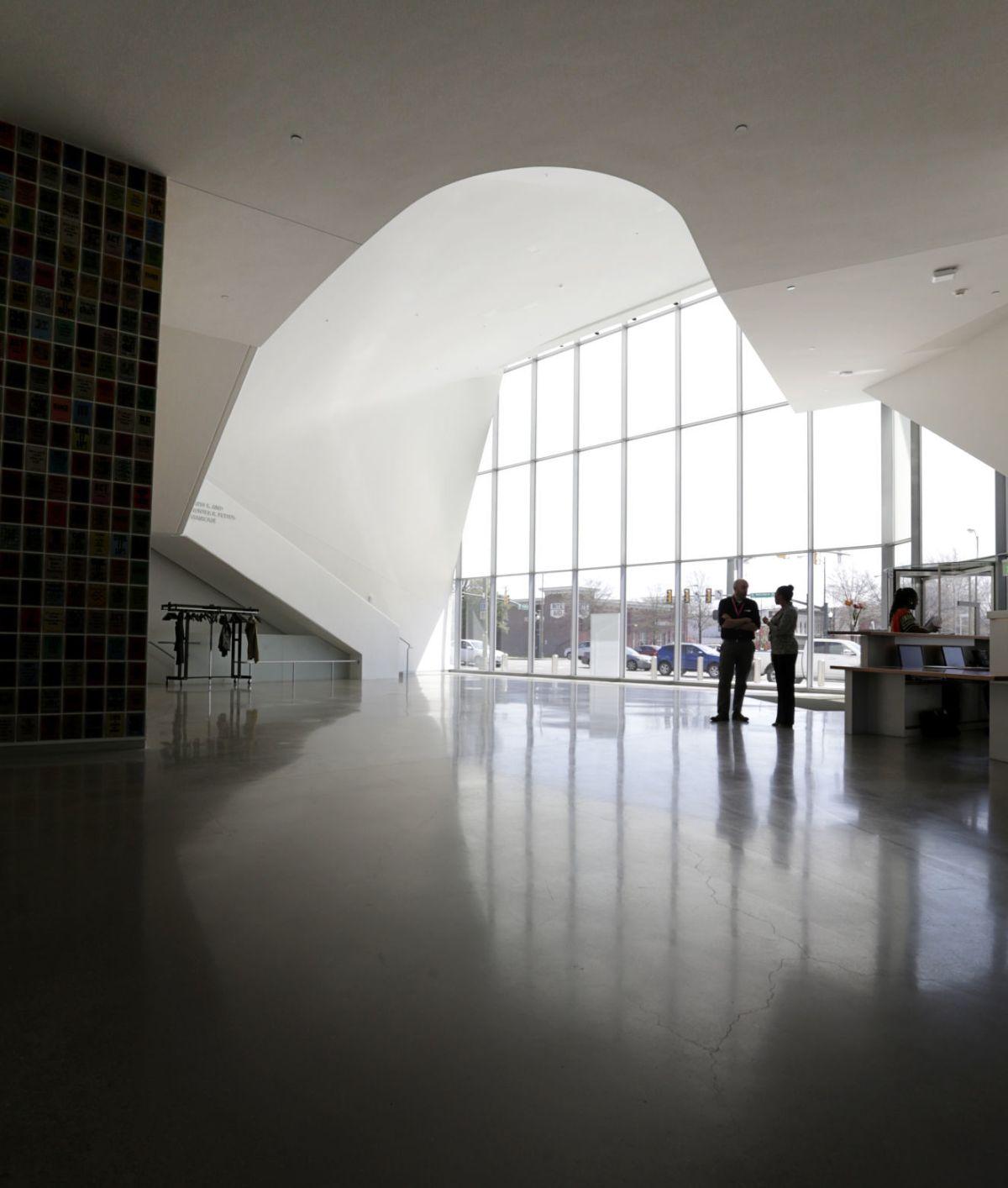 Institute Contemporary Art In Richmond Saturday' Opening Entertainment