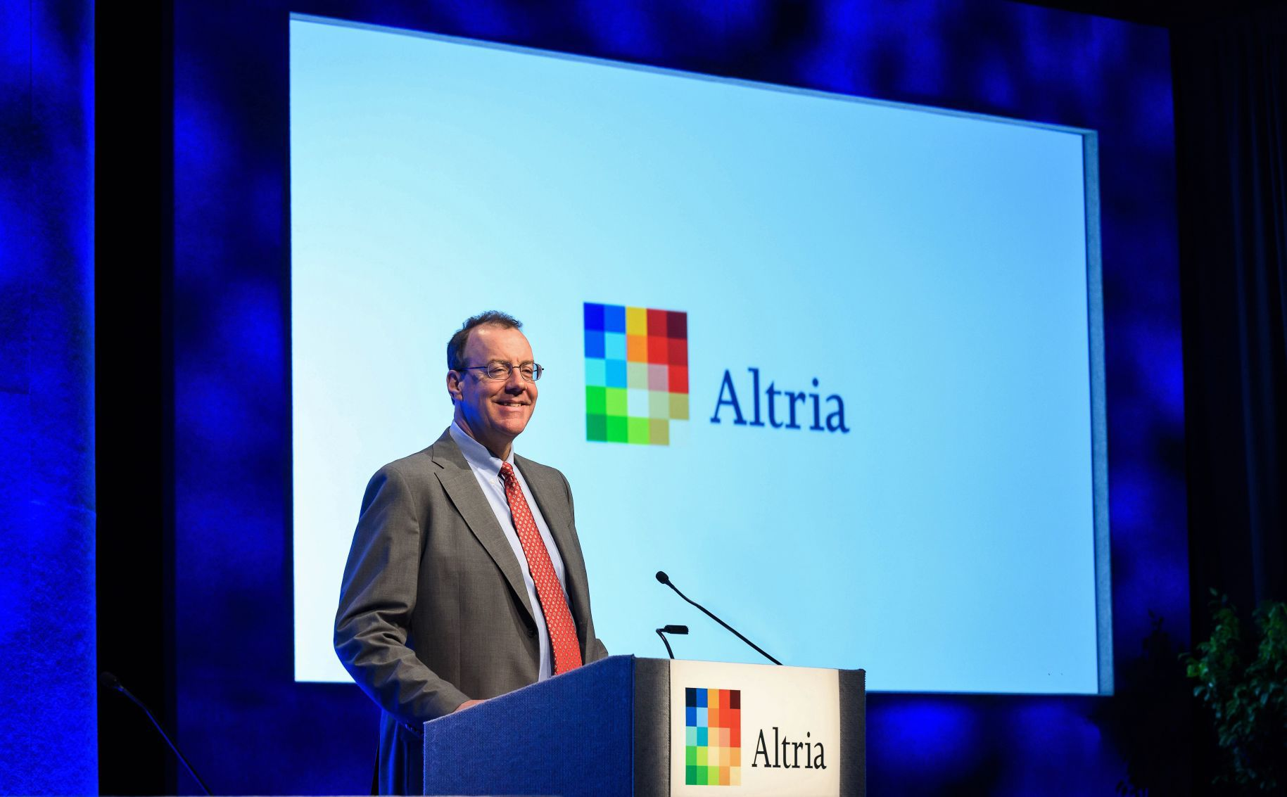 Howard A. Willard III, chairman and CEO of Altria Group