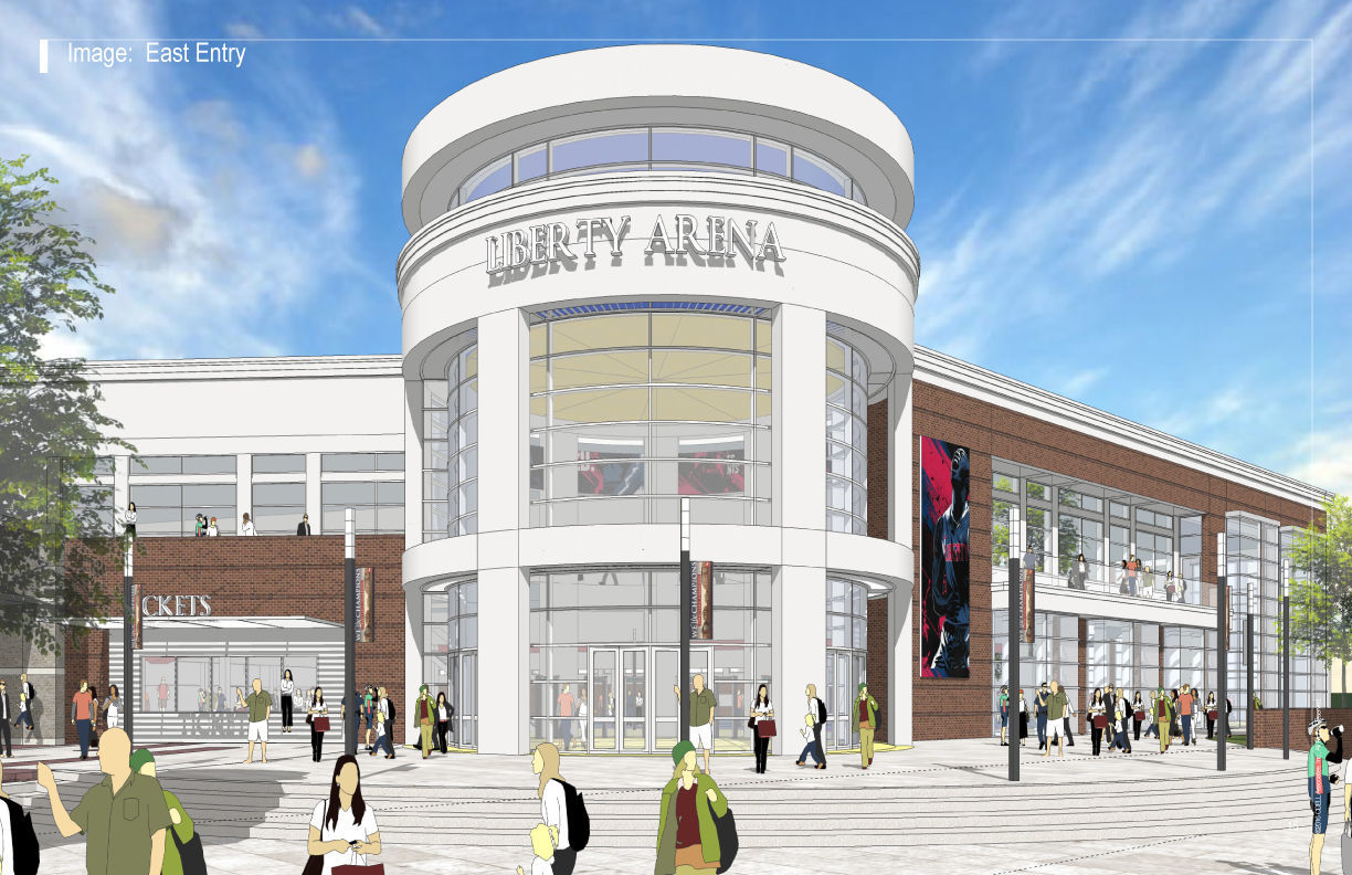 Liberty University Plans New Arena For 2020 Virginia