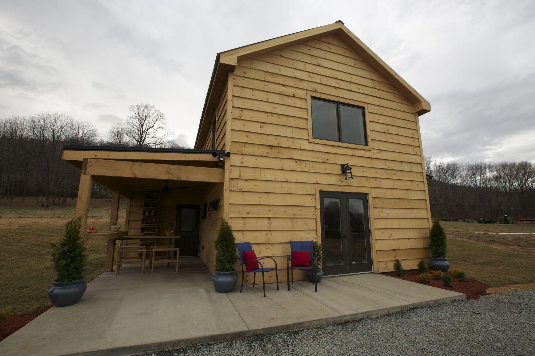 Virginia Family On Tiny House Nation Photo Roanoke