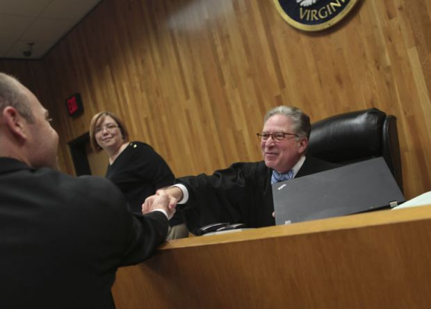 Longtime Juvenile Court Judge Philip Trompeter To Retire