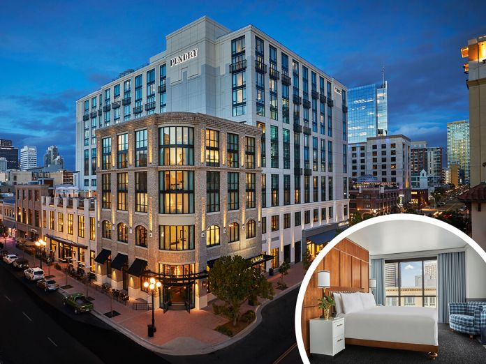 Staycations / The Pendry