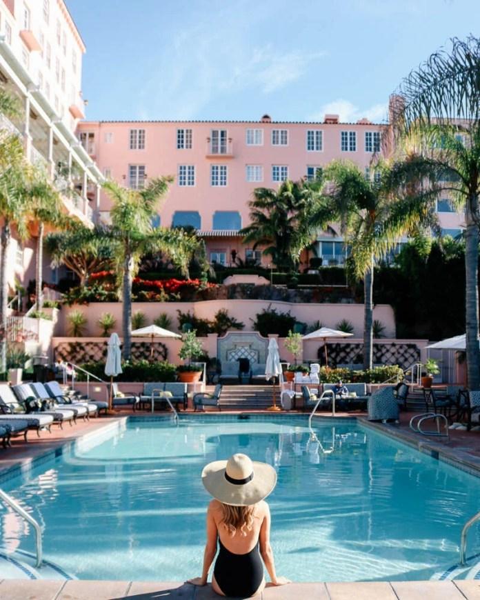 Pool Day Passes / La Valencia Hotel