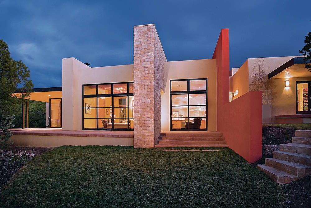 Modern Architecture On The Rise In Santa Fe Santa Fe New Mexican Home Real Estate Santafenewmexican Com