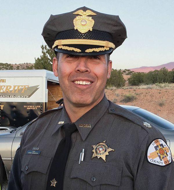 Former deputy first in race for Santa Fe County sheriff
