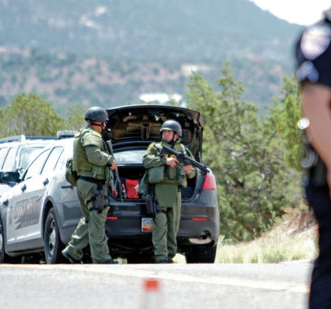 SWAT standoff ends with arrest in southeast Santa Fe