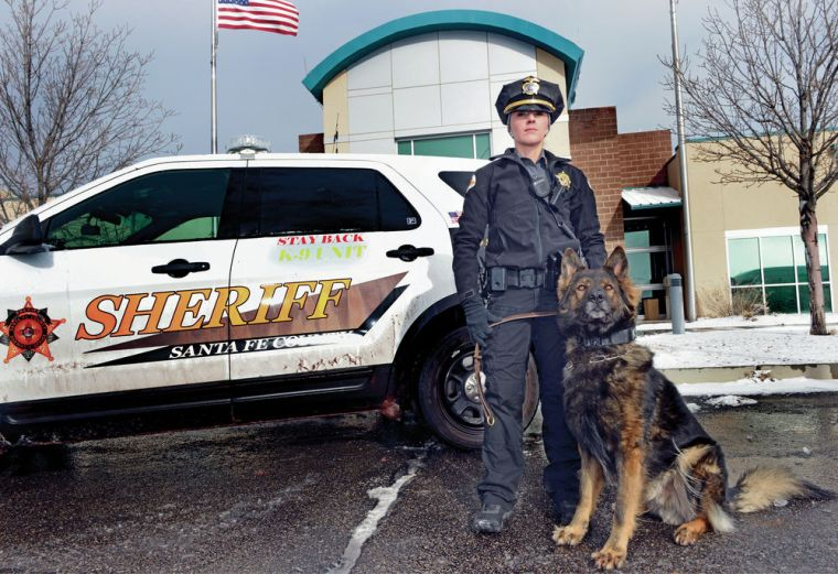 Sheriffs office K9 featured in national calendar The