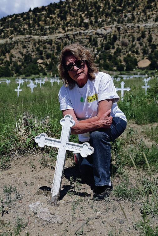 Santa Fe woman works to honor Dawsons victims  The Santa Fe New Mexican Local News