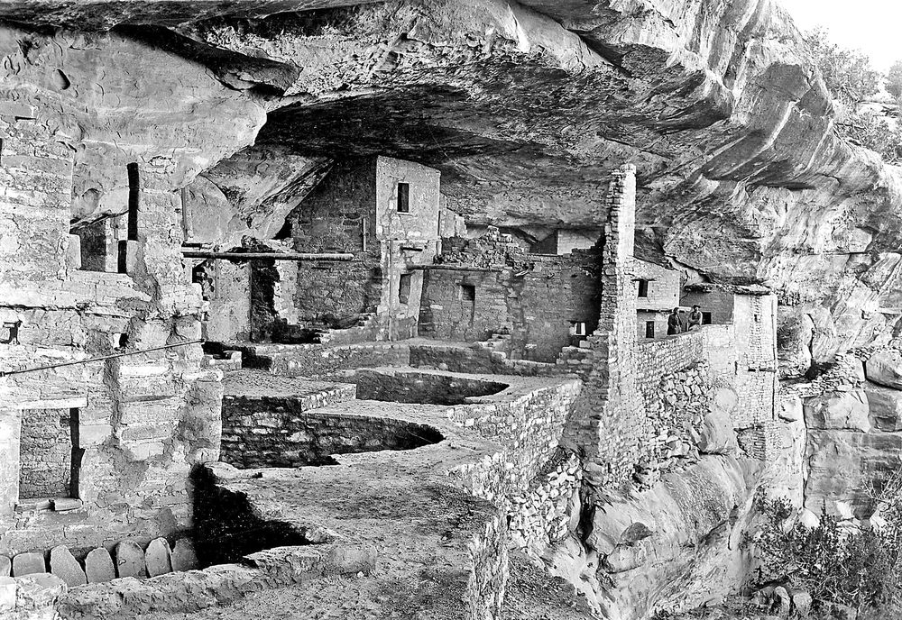 Trail Dust Mesa Verde pioneer Richard Wetherill met a