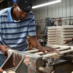 Troutman Chair Company Rocking Cushion Sets Honored By Statesville Chamber For