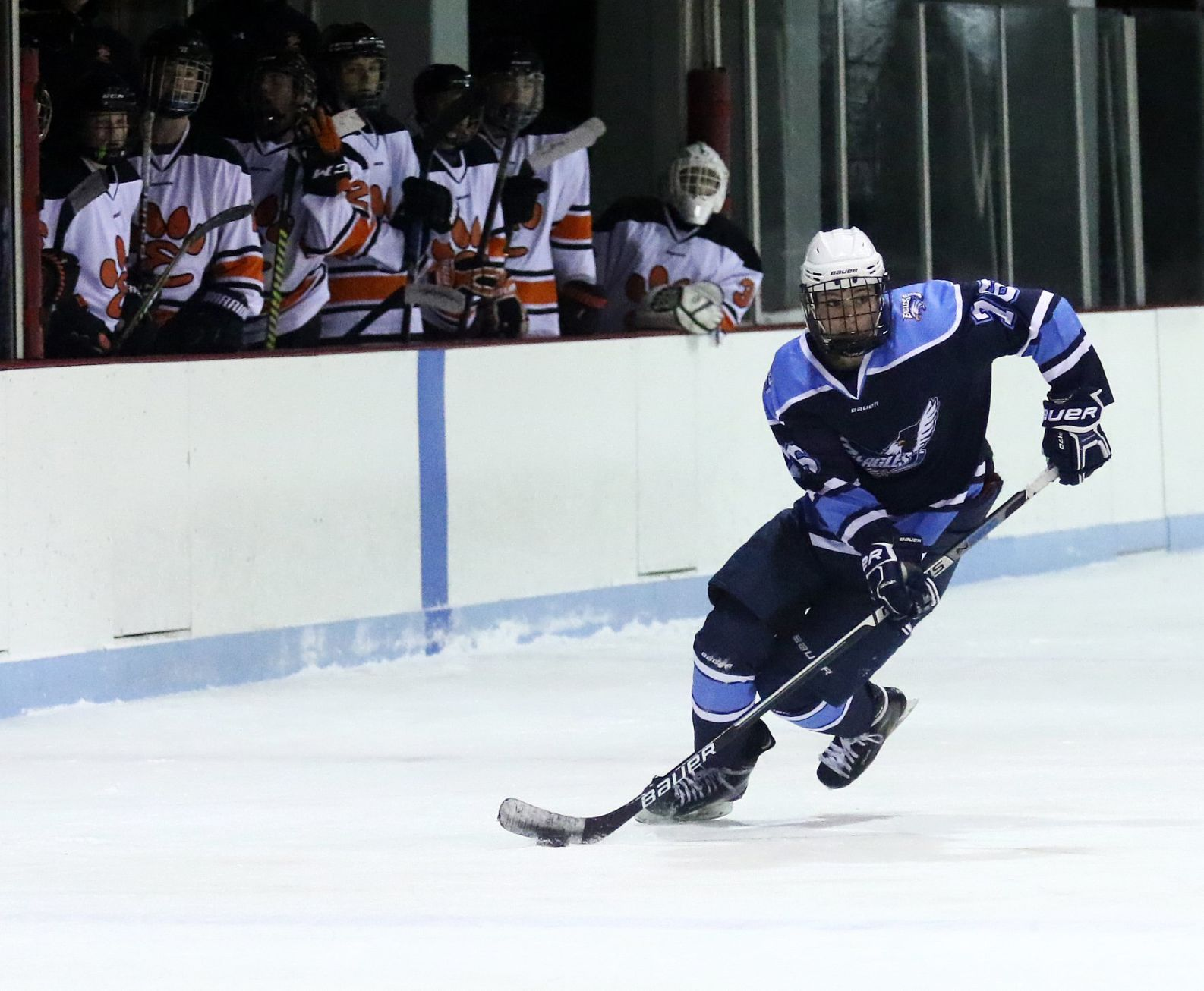 Duchesne High School Ice Hockey Hockey Preseason Spotlight Hofstetter Ready For Bigger Role With