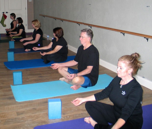 New yoga studio is a place to find peace in Troy  suburban journals branding