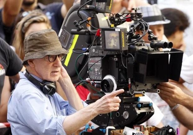 Italy Woddy Allen New Film
