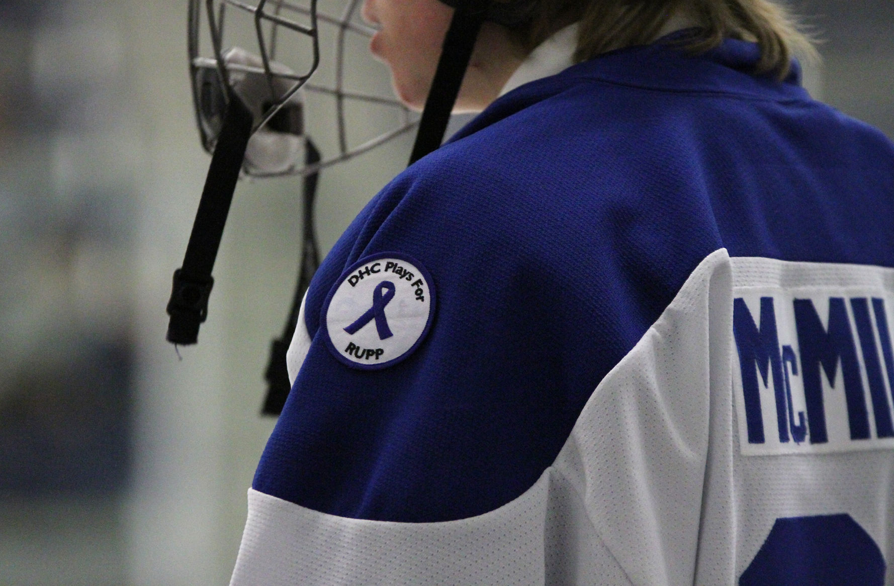 Duchesne High School Ice Hockey Duchesne Coach Returns From Cancer Surgery For Appearance On